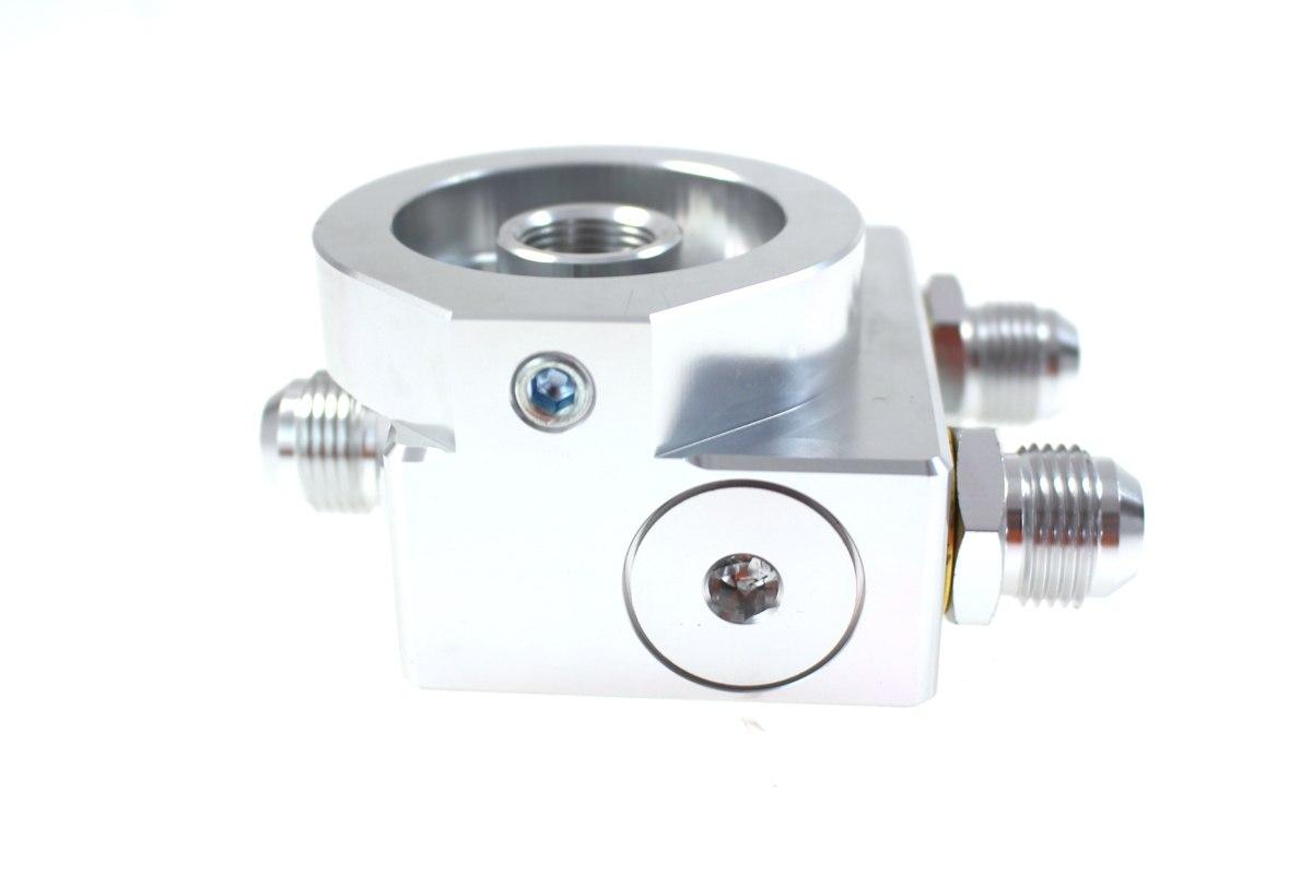Moduł termostatyczny do chłodnicy oleju - GRUBYGARAGE - Sklep Tuningowy